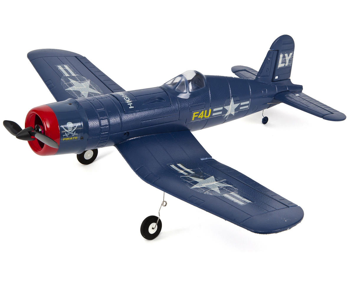 Volantex R/C F4U Corsair PNP Electric Brushless Airplane