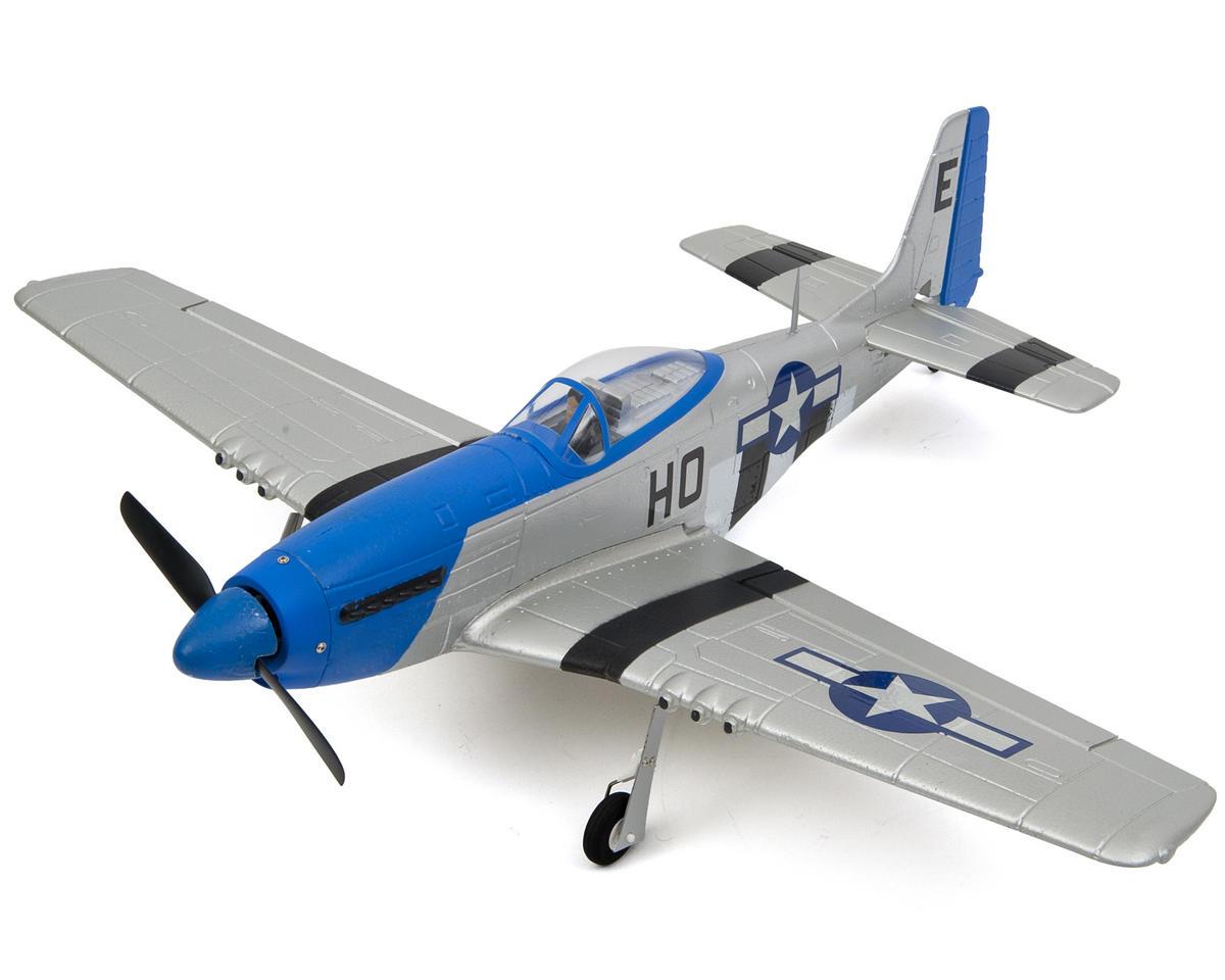 Volantex R/C P-51D Mustang 750mm RTF Airplane