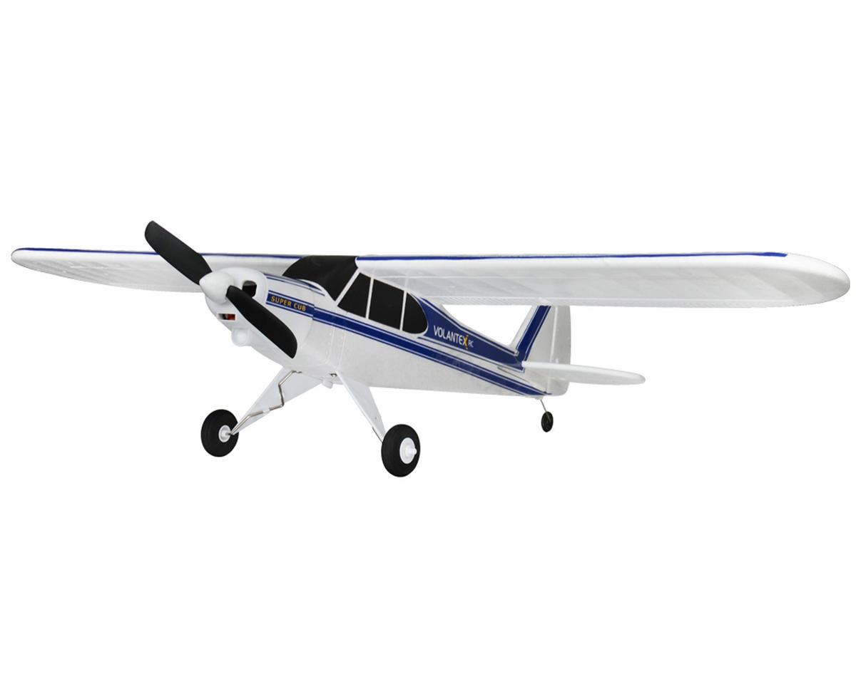 Volantex R/C Super Cub PNP Sport Park Flyer Electric Brushless Airplane