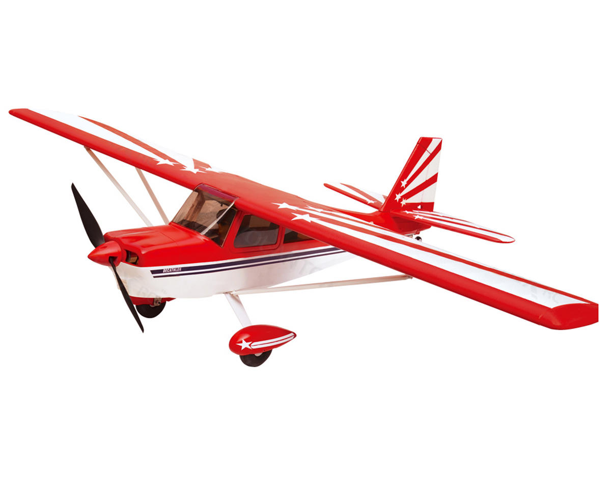 Volantex R/C Super Decathlon PNP Brushless Aerobatic Trainer Airplane