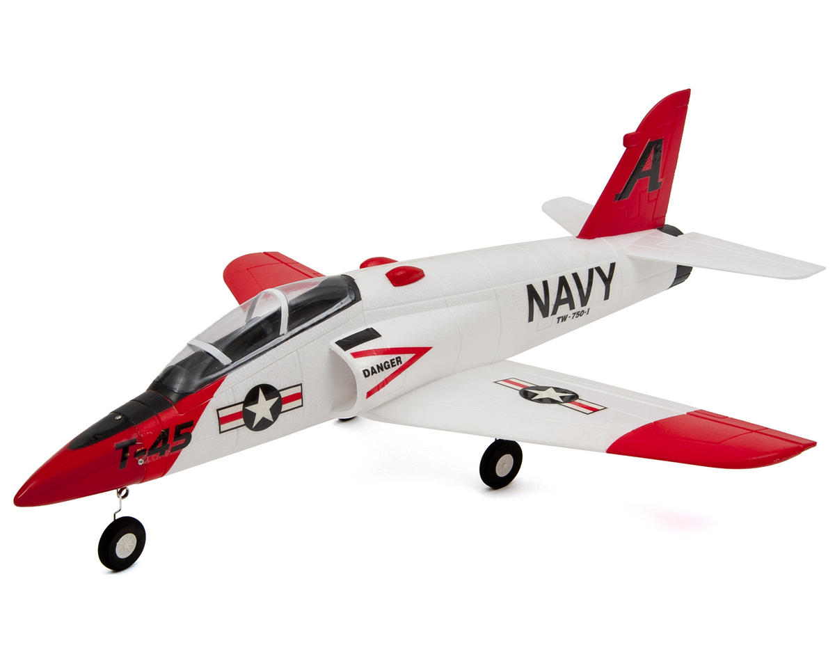 Goshawk T-45 RTF Electric Jet Airplane by Volantex R/C