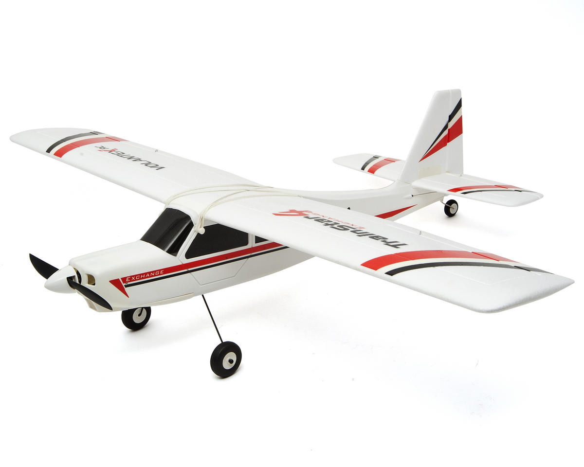 TrainStar Exchange RTF Electric Airplane by Volantex R/C