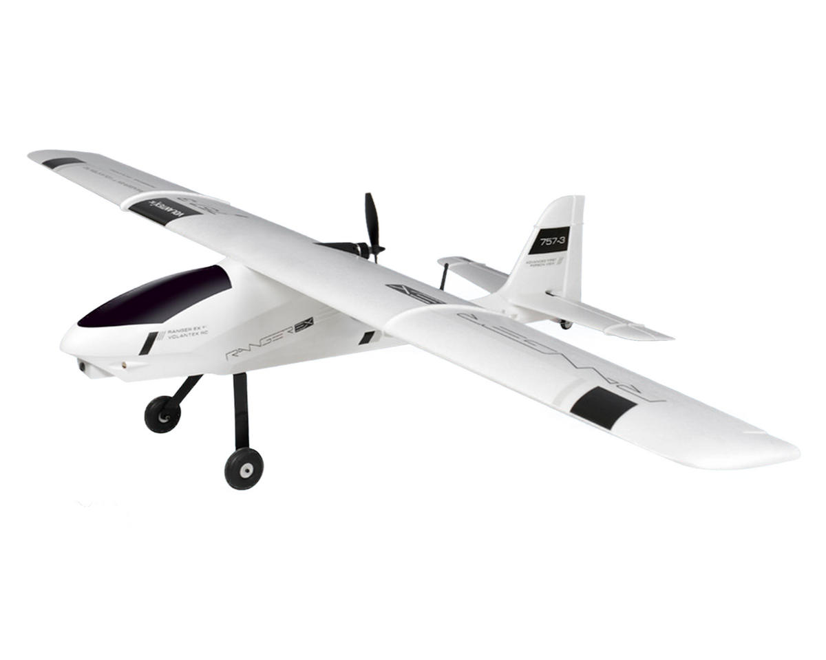 Ranger EX Long Range FPV PNP Brushless Pusher Airplane by Volantex R/C