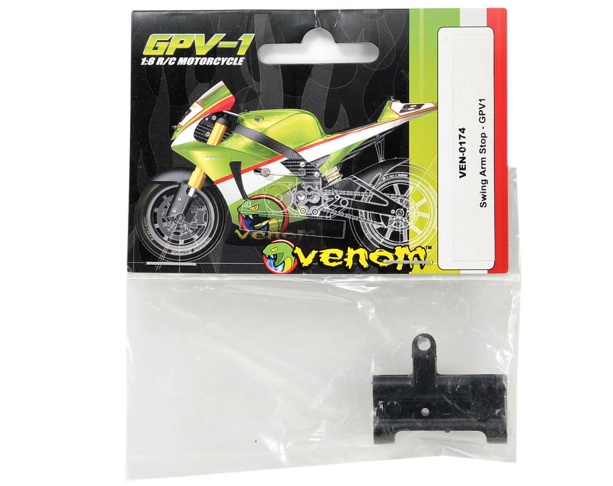 Venom Swing Arm Stop
