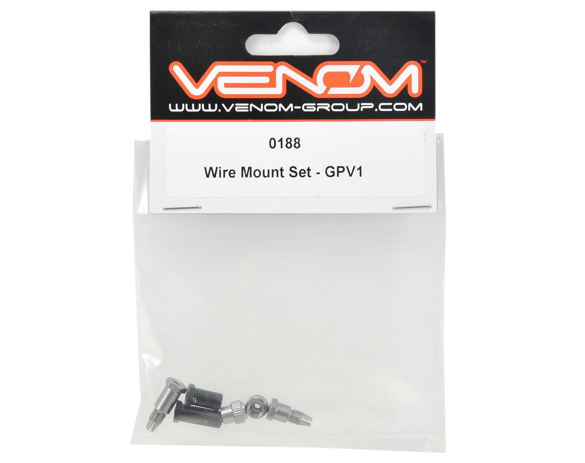 Venom Wire Mount Set