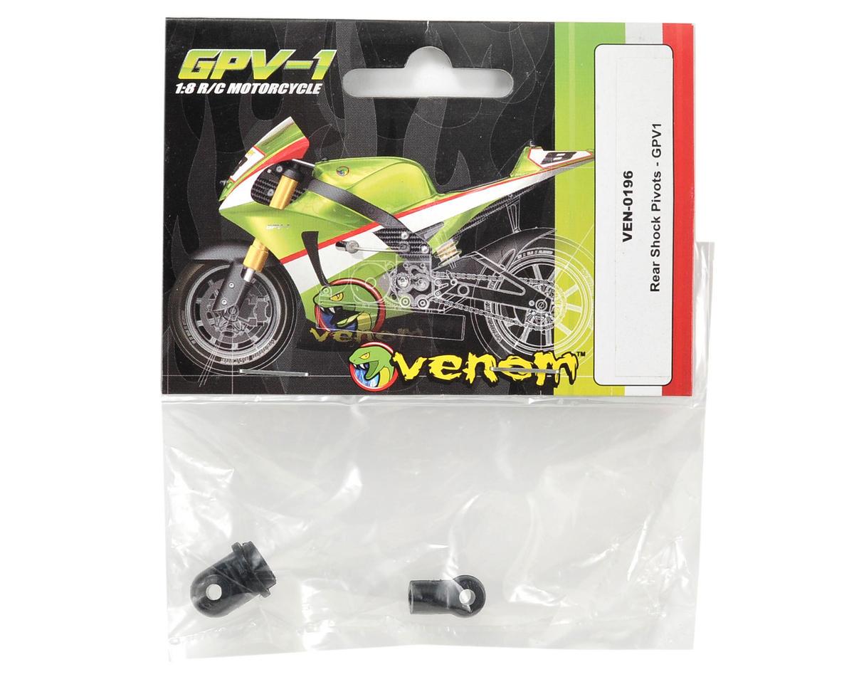 Venom Rear Shock Pivot Set