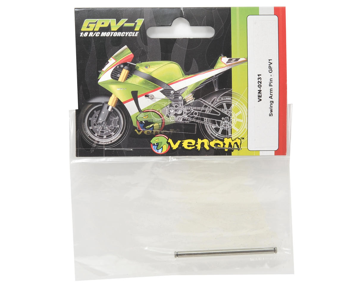 Venom Swing Arm Pin
