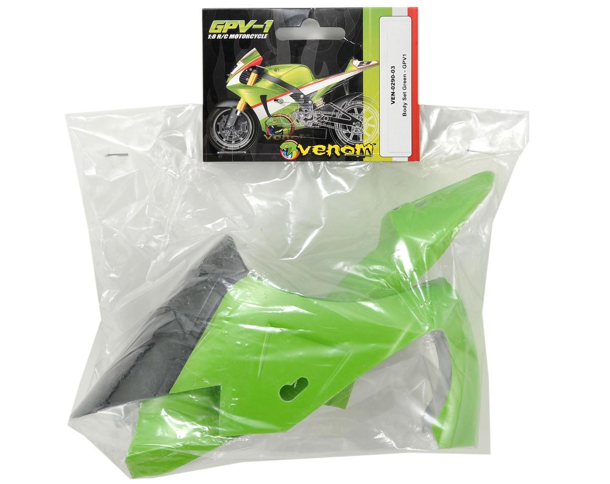 Venom GPV-1 Body Set (Green)