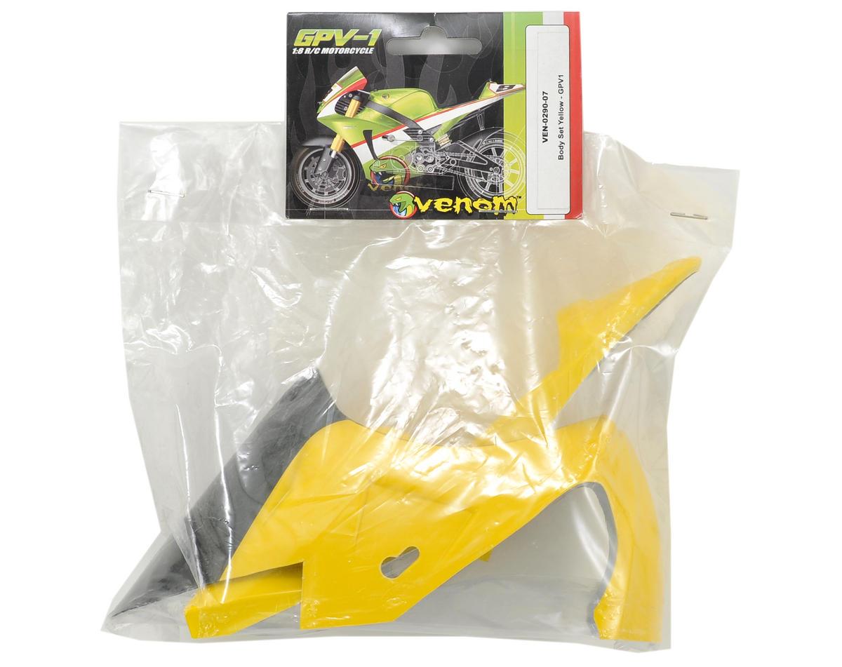 Venom GPV-1 Body Set (Yellow)