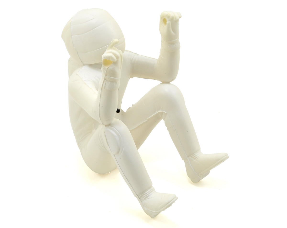 Venom Rider Figure (White)