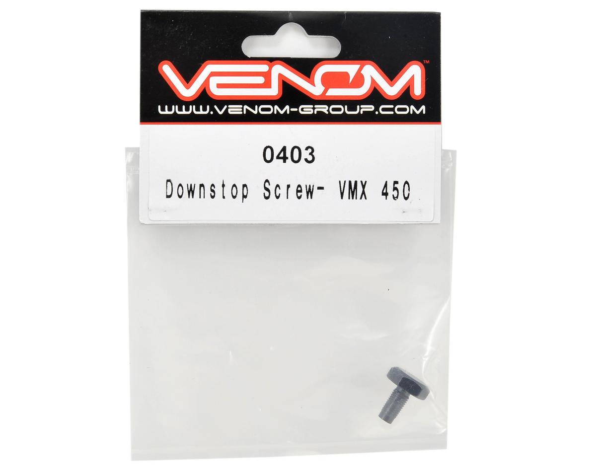 Venom Downstop Screw