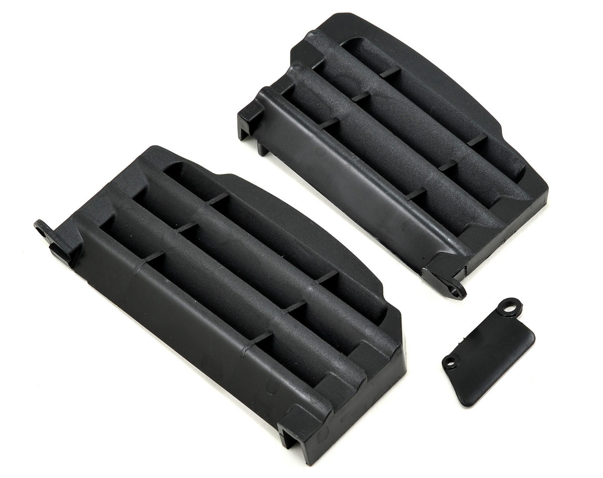 Venom Radiator Guard Set