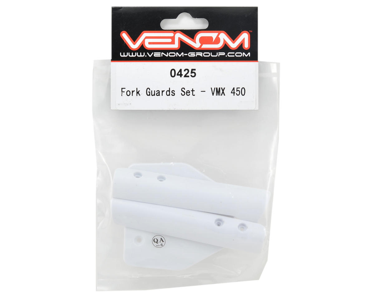 Venom Fork Guard Set