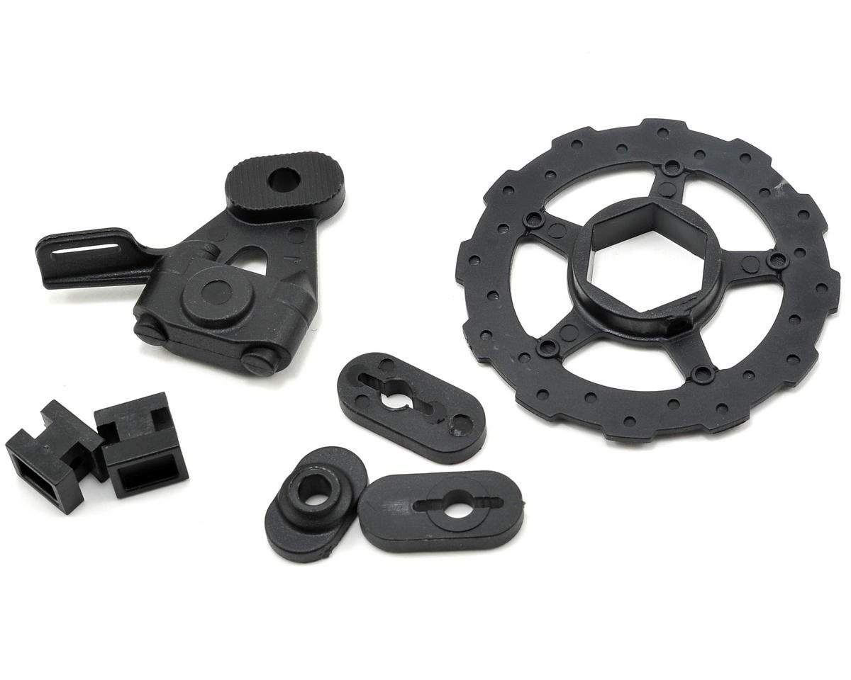 Venom Axle Spacer Set