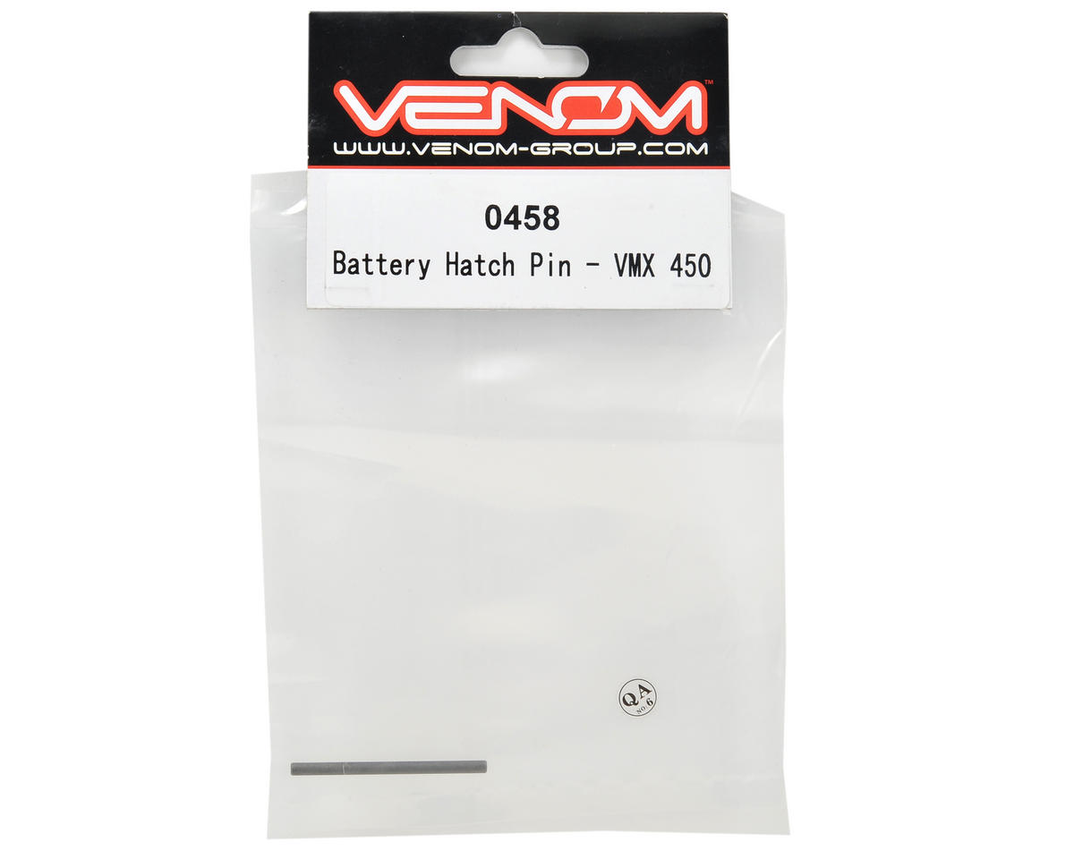 Venom Battery Hatch Pin