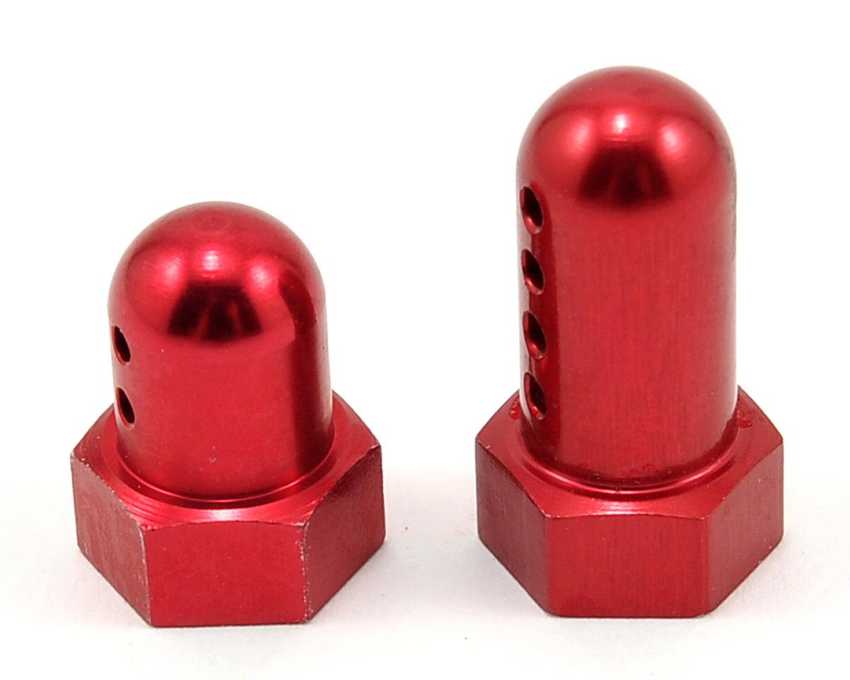 Venom Aluminum Body Post Set (Red)