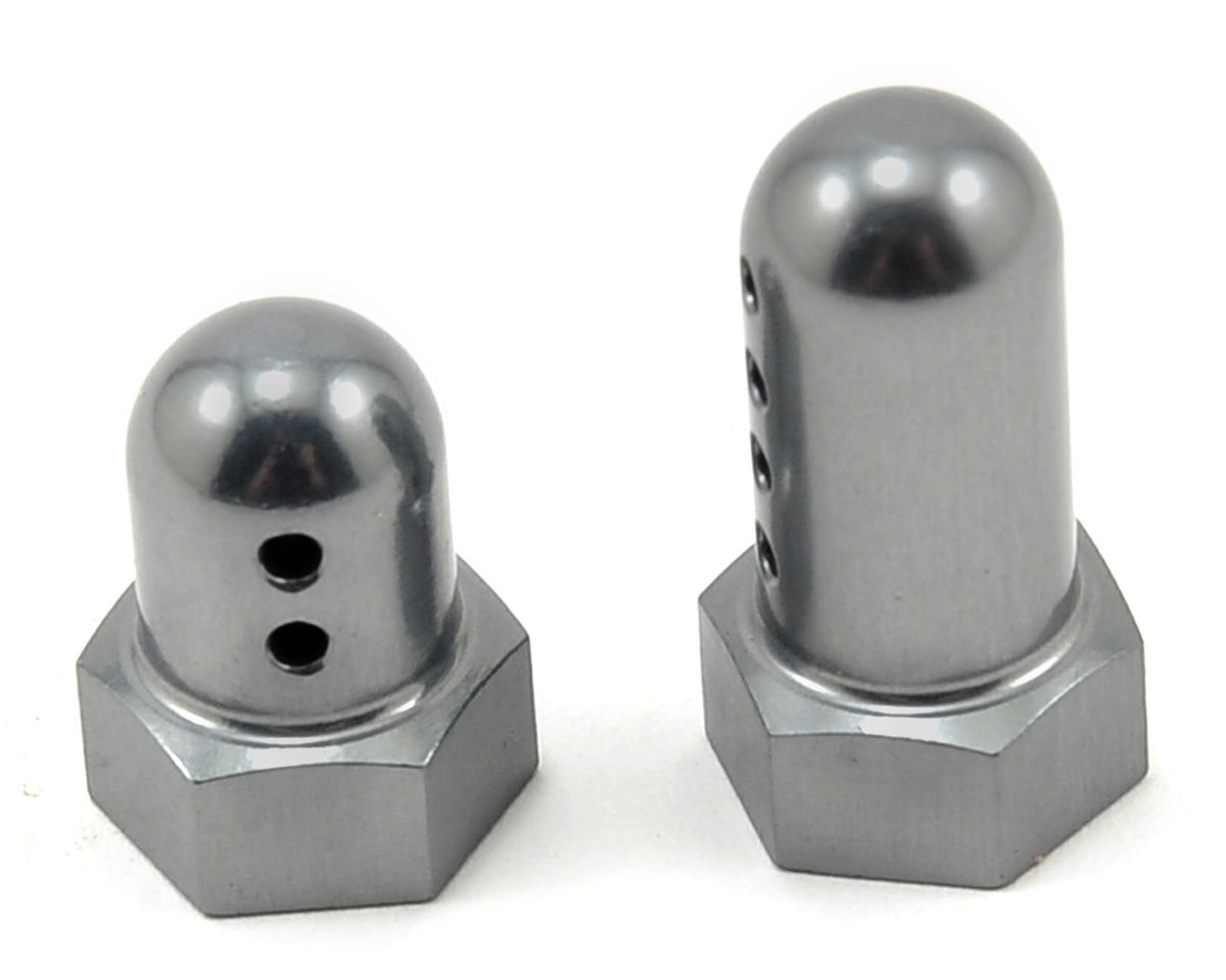 Venom Aluminum Body Post Set (Grey)