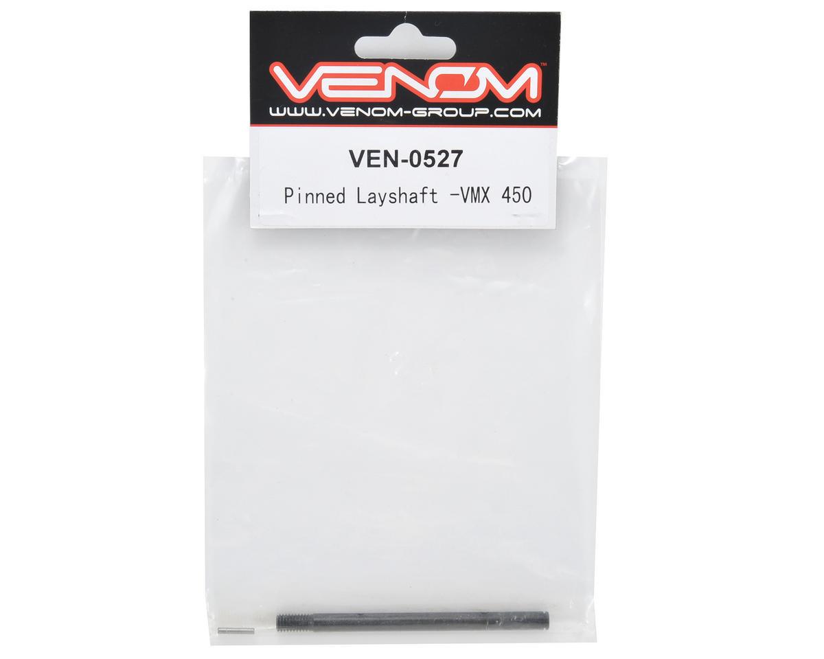 Venom Power Pinned Layshaft