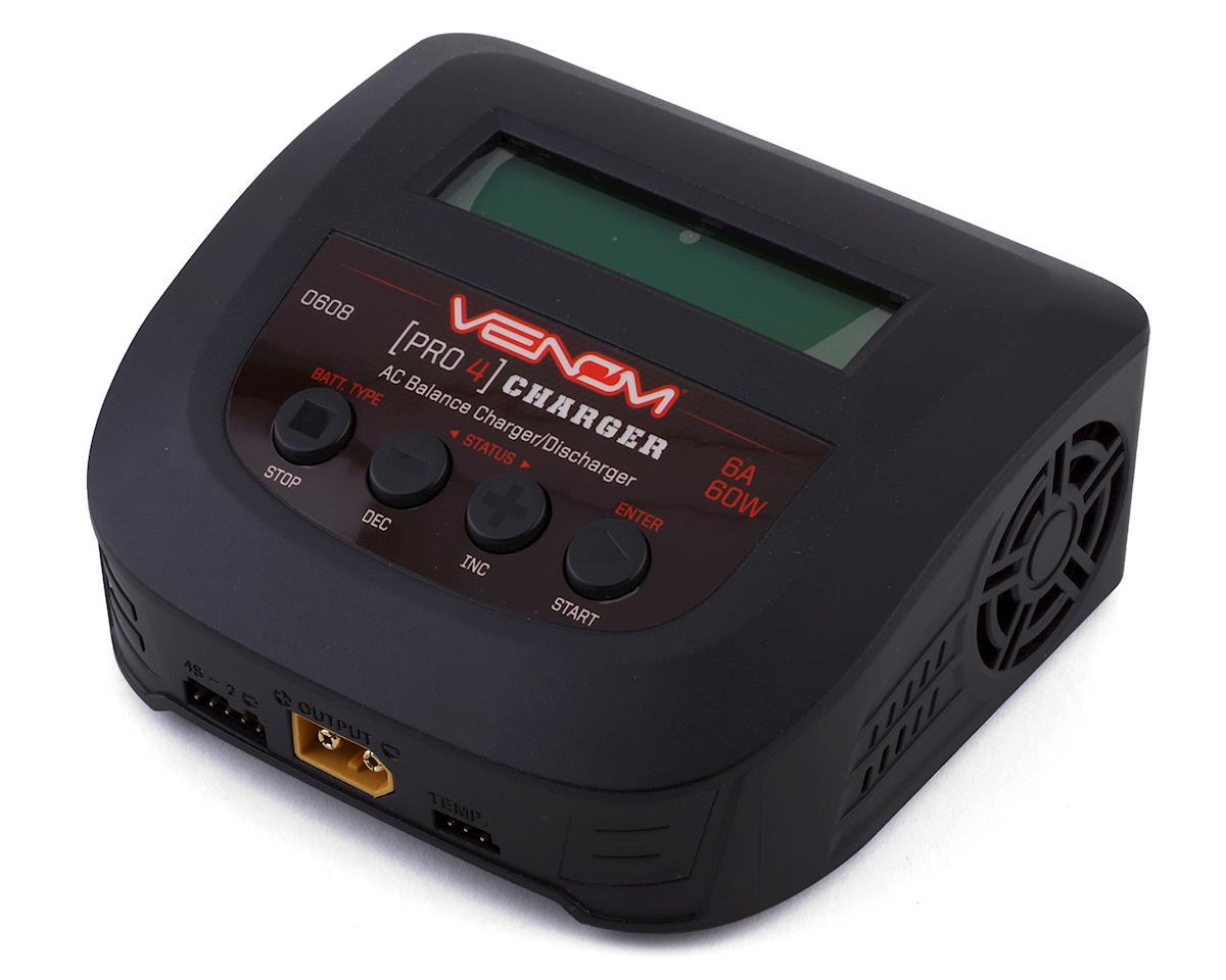 Venom Power Pro 4 AC 60W 4S 6A