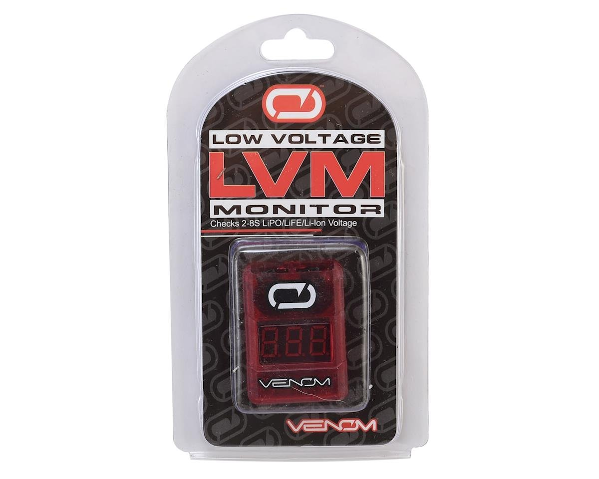 Venom Power 2S - 8S LiPo Low Voltage Monitor