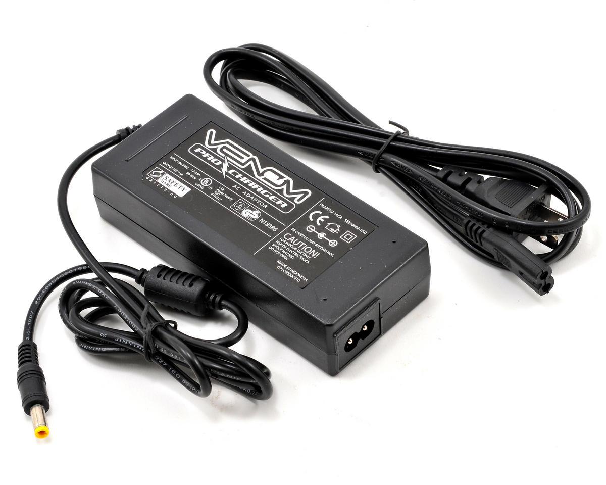 Venom Power Pro Charger w/Power Supply [VNR0657] | Cars & Trucks - AMain Hobbies
