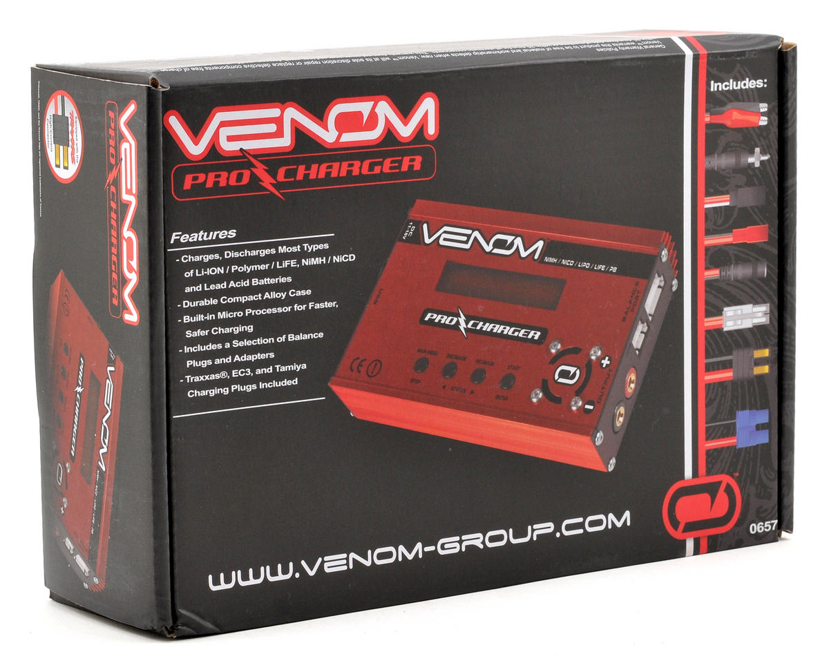 Venom Pro Charger w/Power Supply
