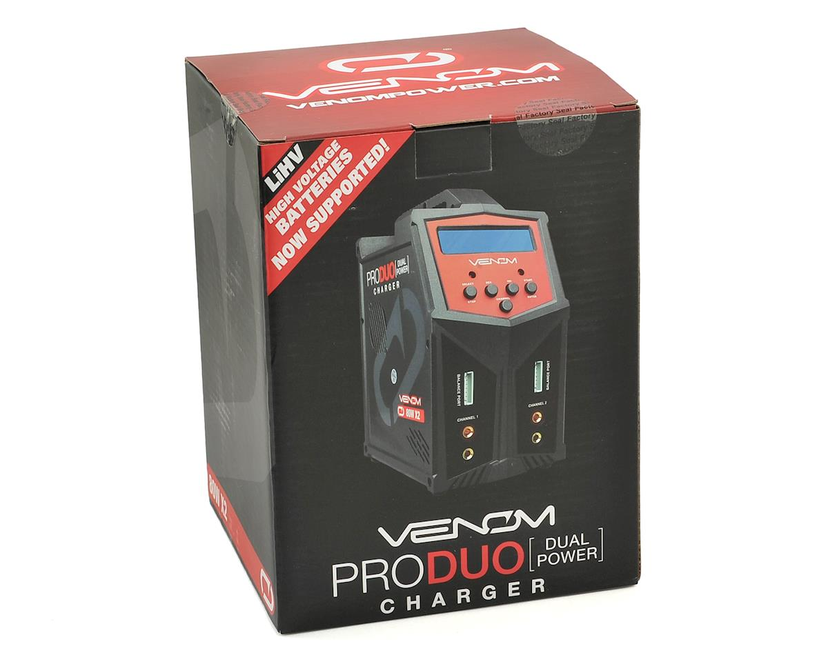 Venom Power Pro Duo AC/DC Battery Charger (6S/7A/80W)