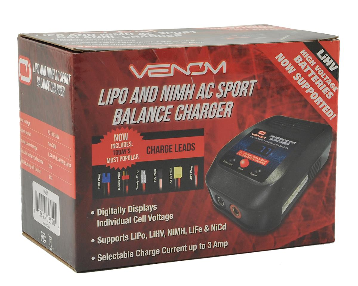 Venom Power LiPO & NiMH AC Sport Balance Charger (4S/3A/20W)