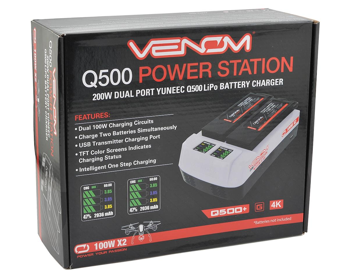 Venom Typhoon Q500 PowerStation 6 Amp Dual Output Charger
