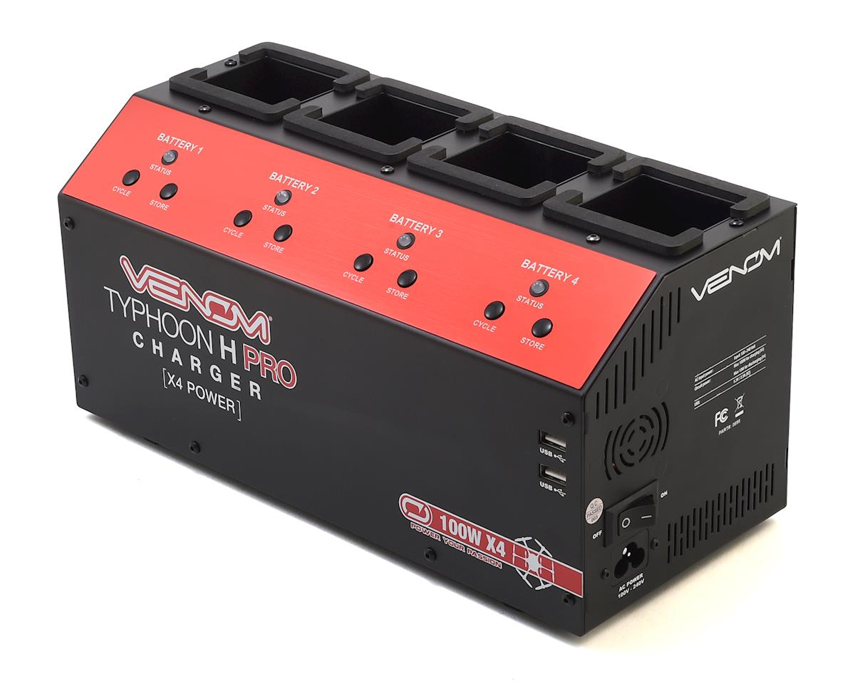 Pro Typhoon HX4 AC LiPo Balance Charger by Venom Power