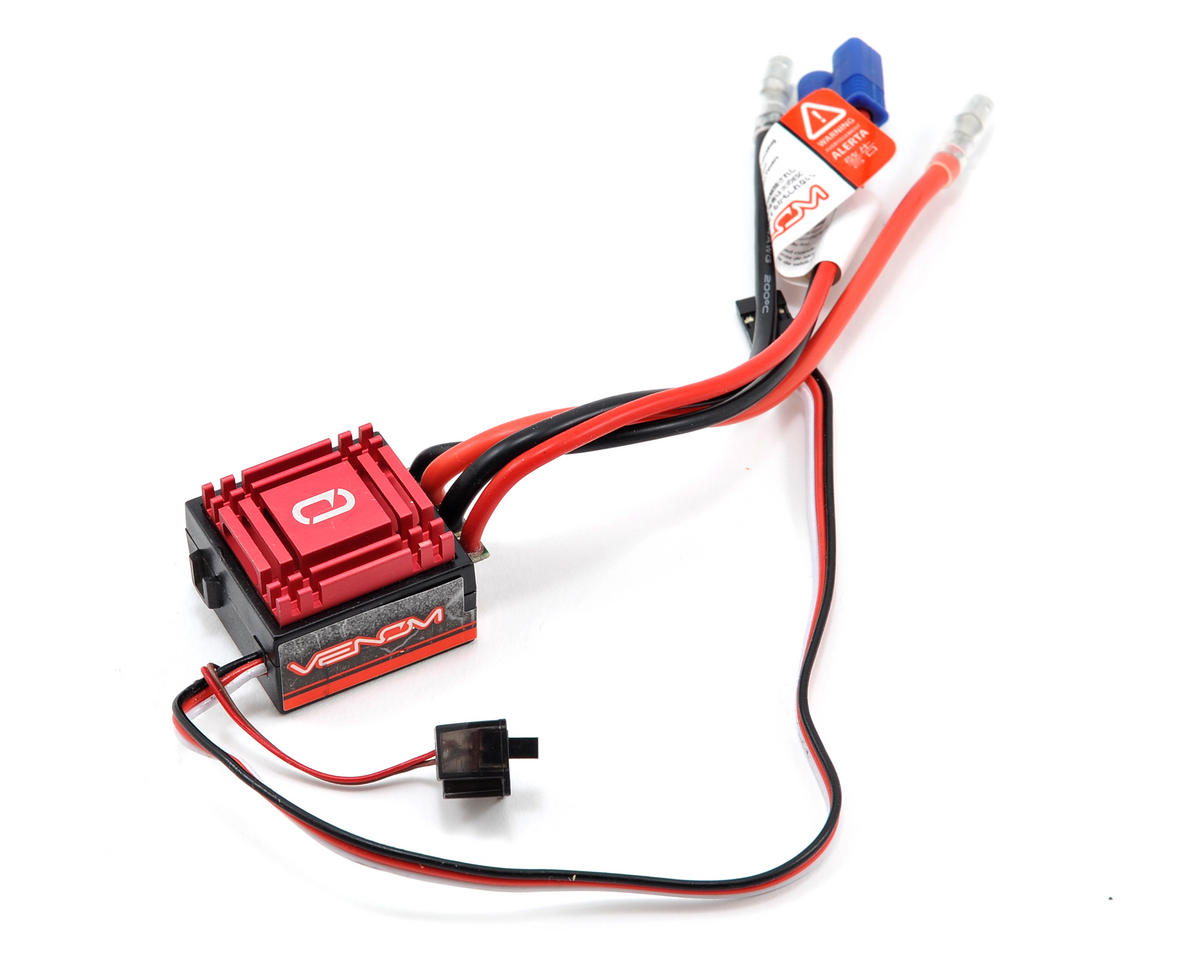 Venom 60A/240A Waterproof Brushed ESC