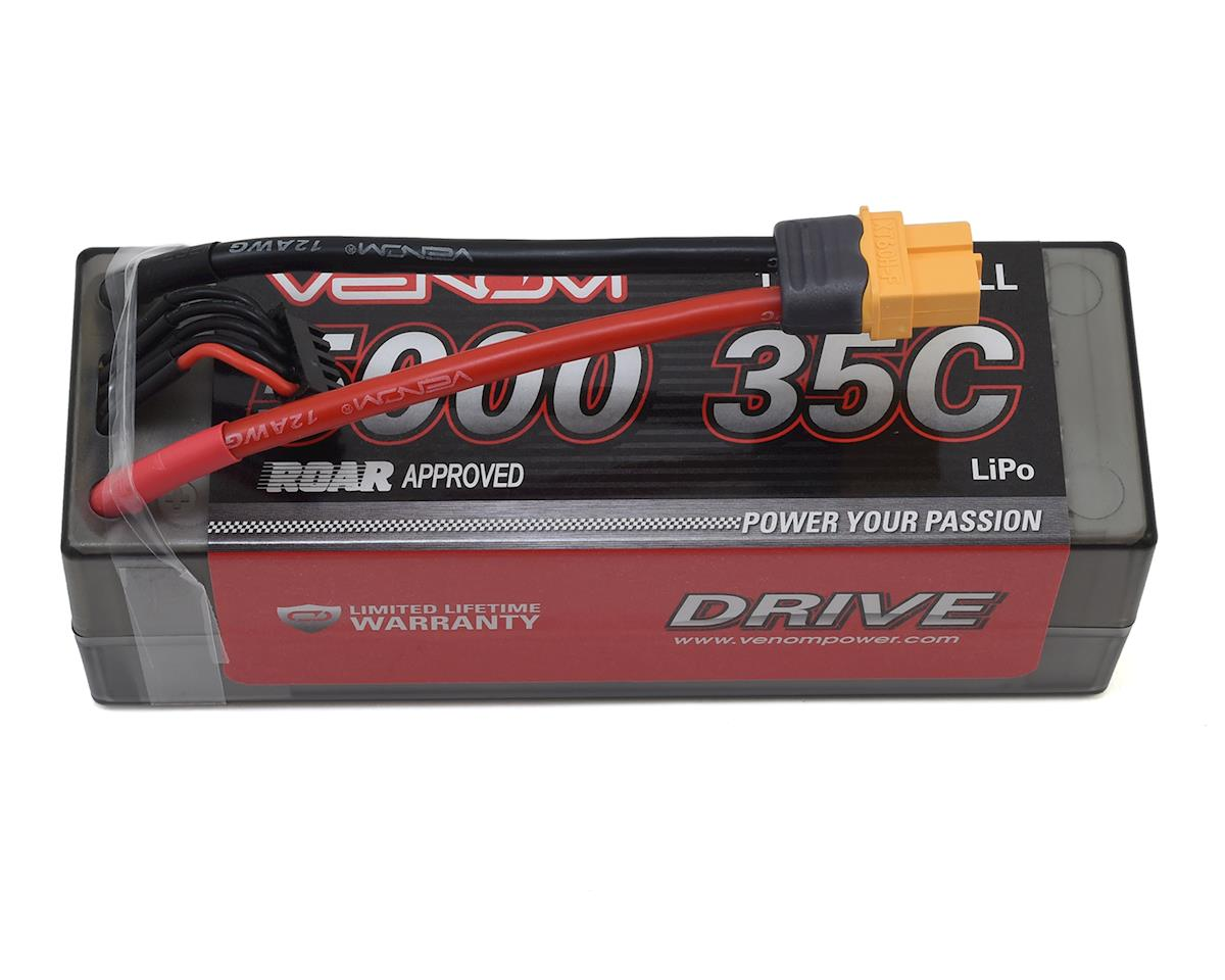 4S 35C Hard Case LiPo Battery w/Universal Connector (14.8V/5000mAh) by Venom Power