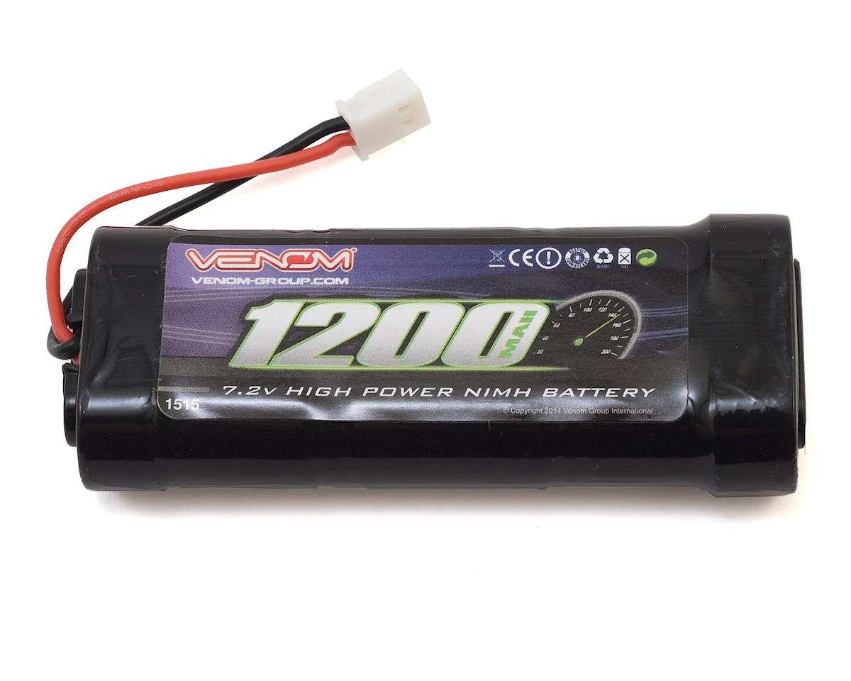 Venom Power 6 Cell 7.2V 1200 mAh 2/3A NiMH Battery