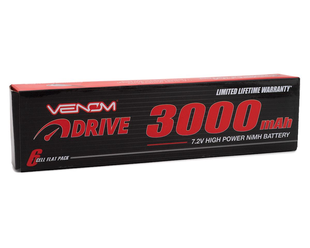 Image 2 for Venom Power 6 Cell NiMH Stick Pack Battery w/Tamiya Connector (7.2V/3000mAh)