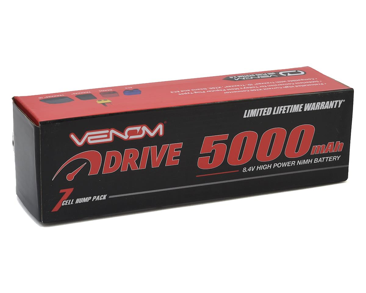 Venom Power 7 Cell NiMH Hump Battery w/UNI 2.0 Connector (8.4V/5000mAh)