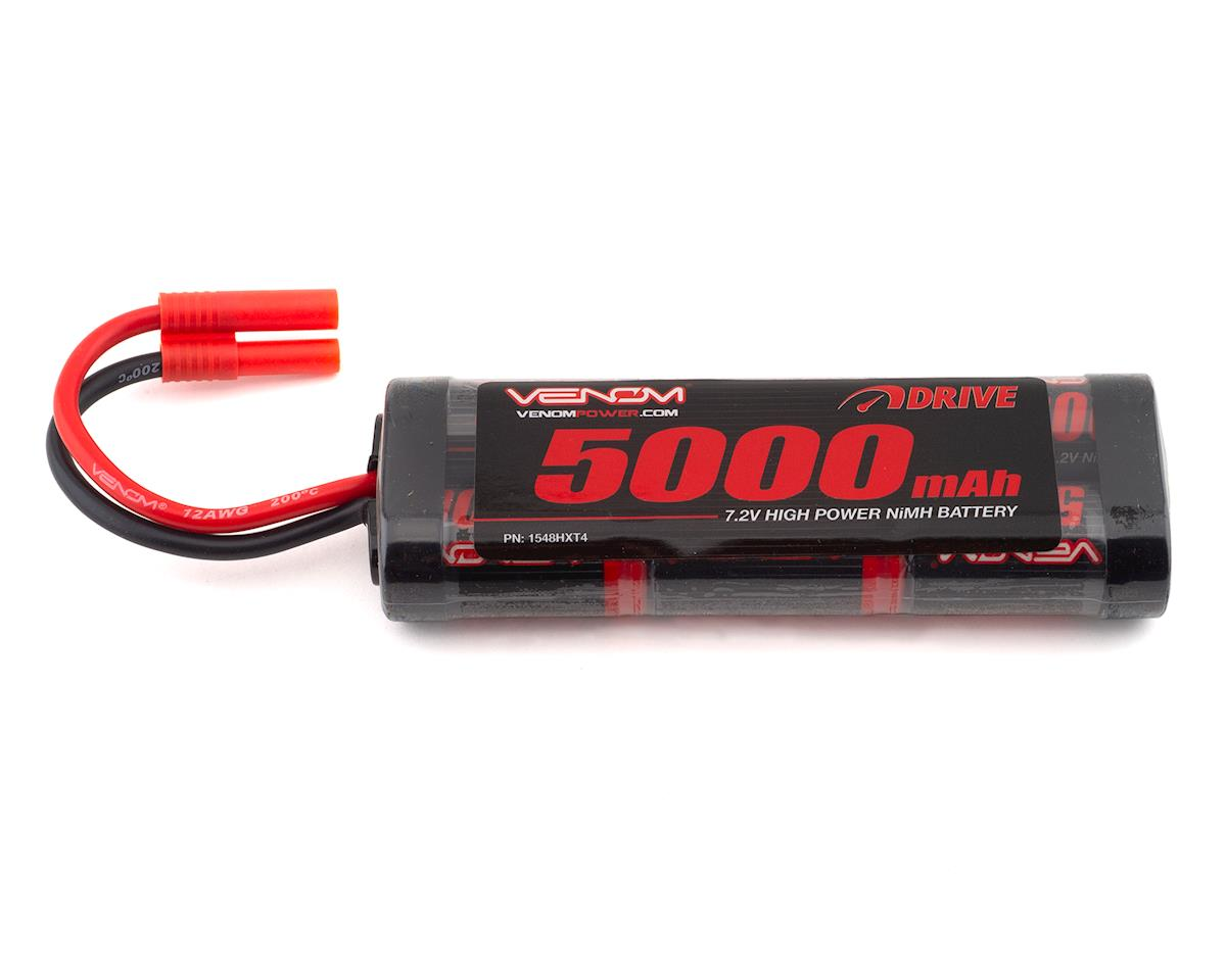 Venom Power 1548HXT4 NiMH 6-Cell 7.2V 5000mAh - HXT4