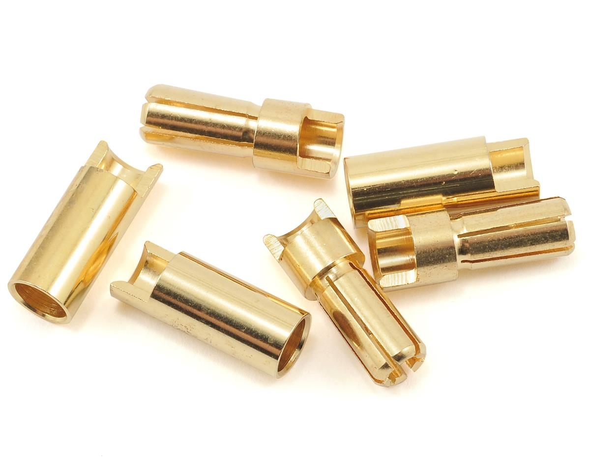 5.5mm/10-12awg Micro Bullet Plug (3 Male/3 Female) by Venom