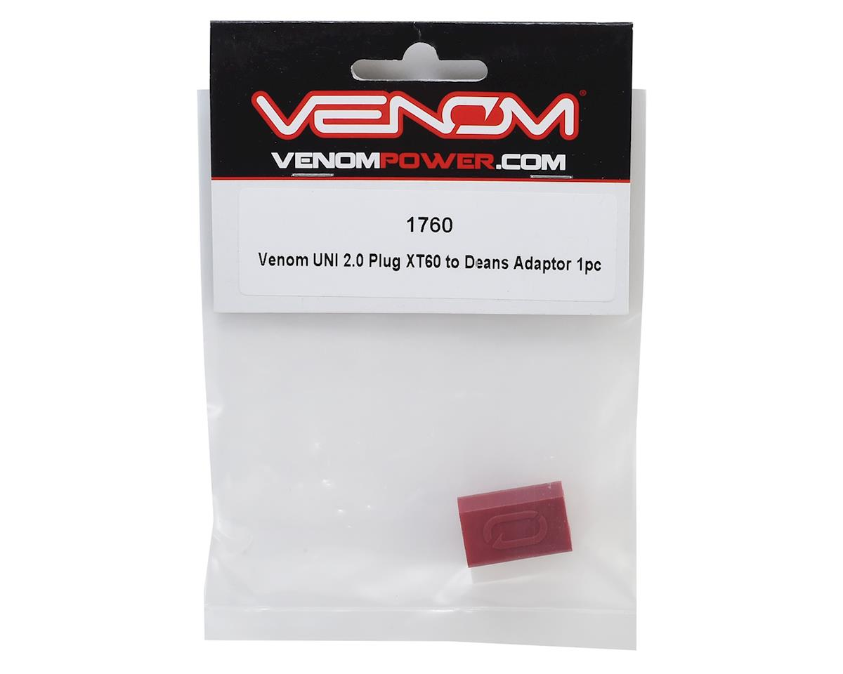 UNI 2.0 Battery Adapter (XT60 Male To T-Style Female) by Venom Power