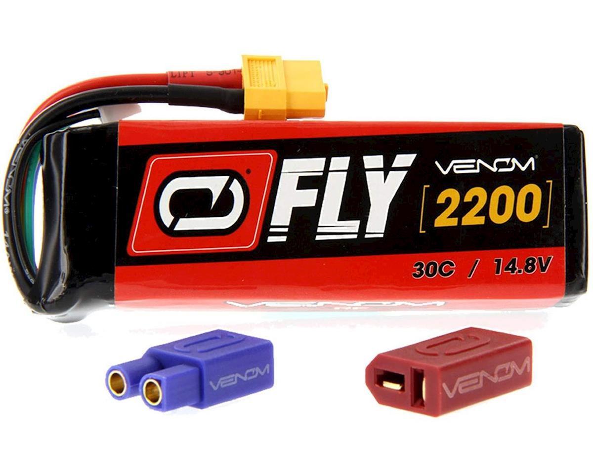 Venom Power 4S 30C LiPo Battery w/Uni 2.0 (14.8V/2200mAh)