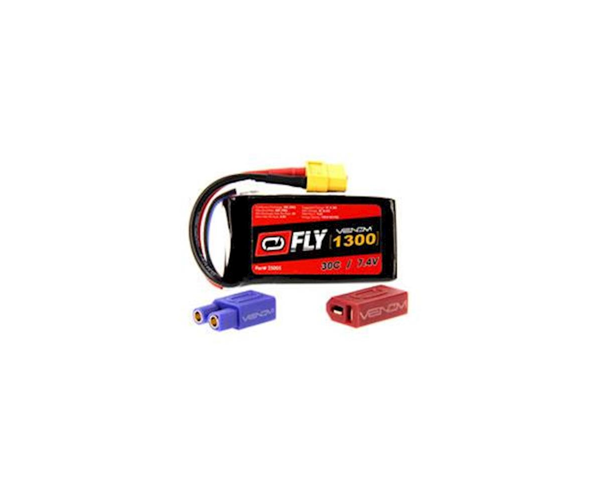 1300mAh 2S 7.4V 30C LIPO , UNI 2.0 by Venom Power