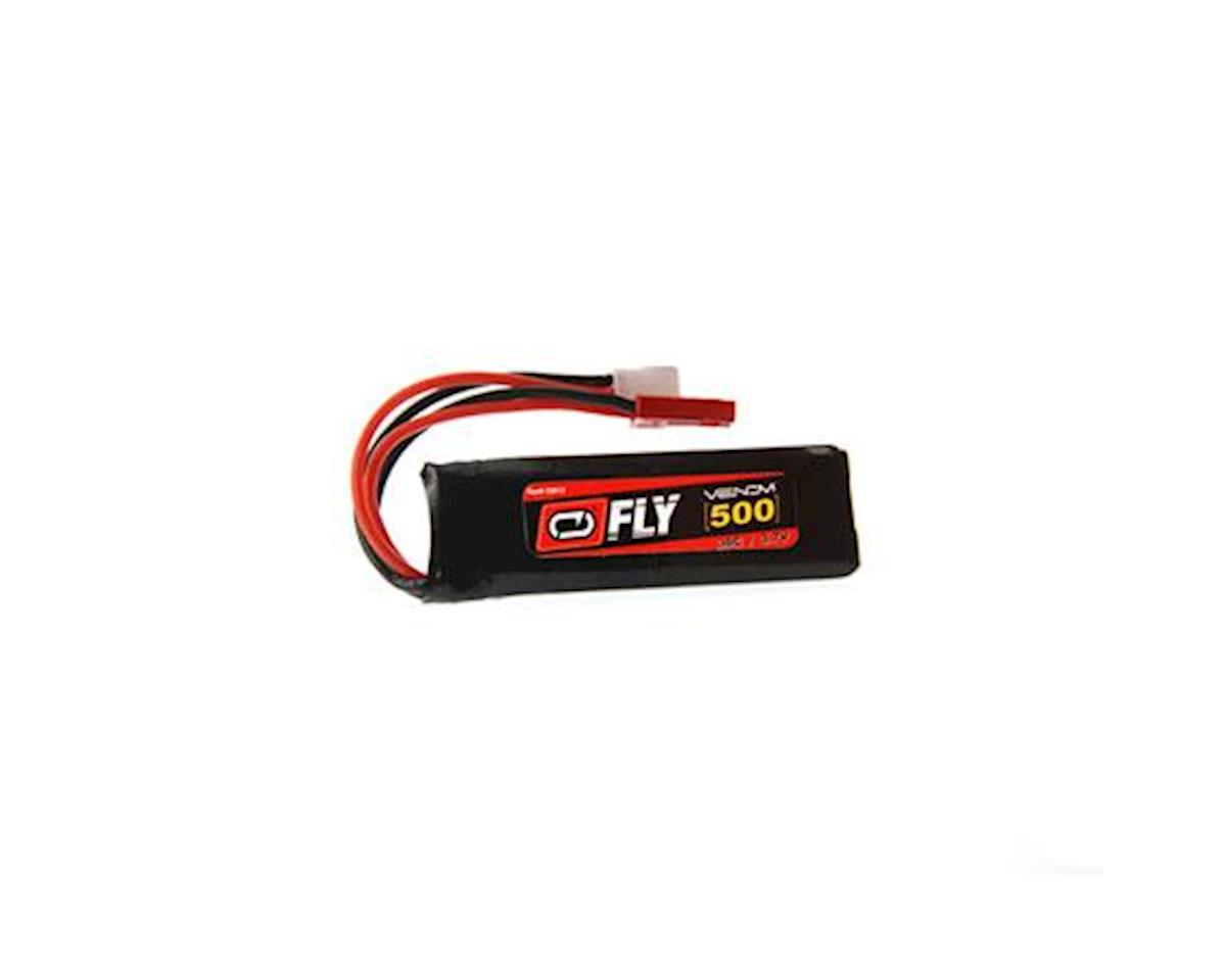 Venom Power 500mAh 1S 3.7V 30C LIPO , Mini Losi/JST