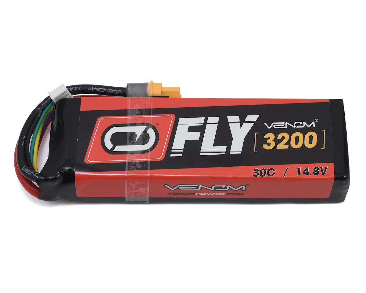 4S 30C LiPo Battery w/Uni 2.0 (14.8V/3200mAh) by Venom Power