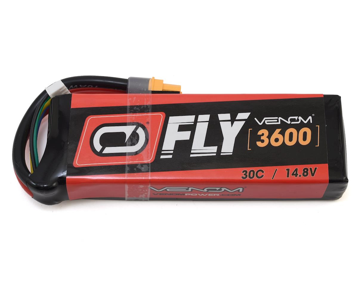 Venom Power Fly 4S 30C LiPo Battery w/UNI 2.0 Connector (14.8V/3600mAh)