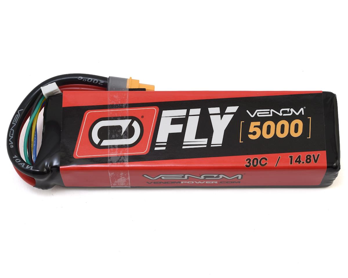 Venom Power Fly 4S 30C LiPo Battery w/UNI 2.0 Connector (14.8V/5000mAh)