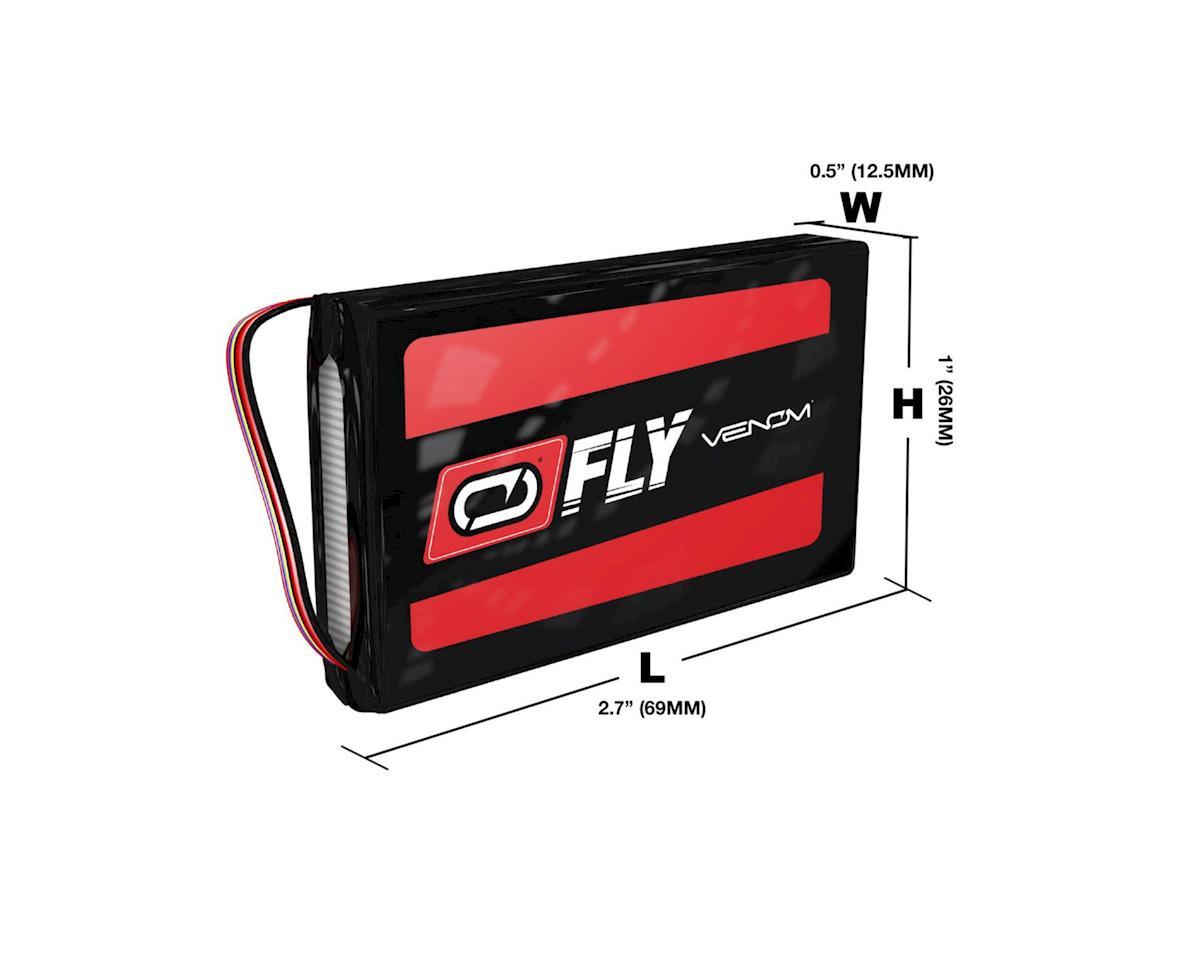 Venom Power Fly 2S 30C LiPo Battery (7.4V/800mAh)