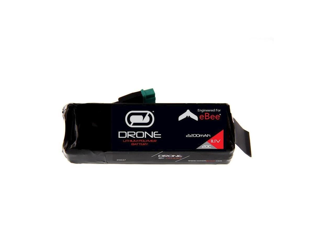 3S 20C LiPo Battery (11.1V/2200mAh) (Sensefly) by Venom Power