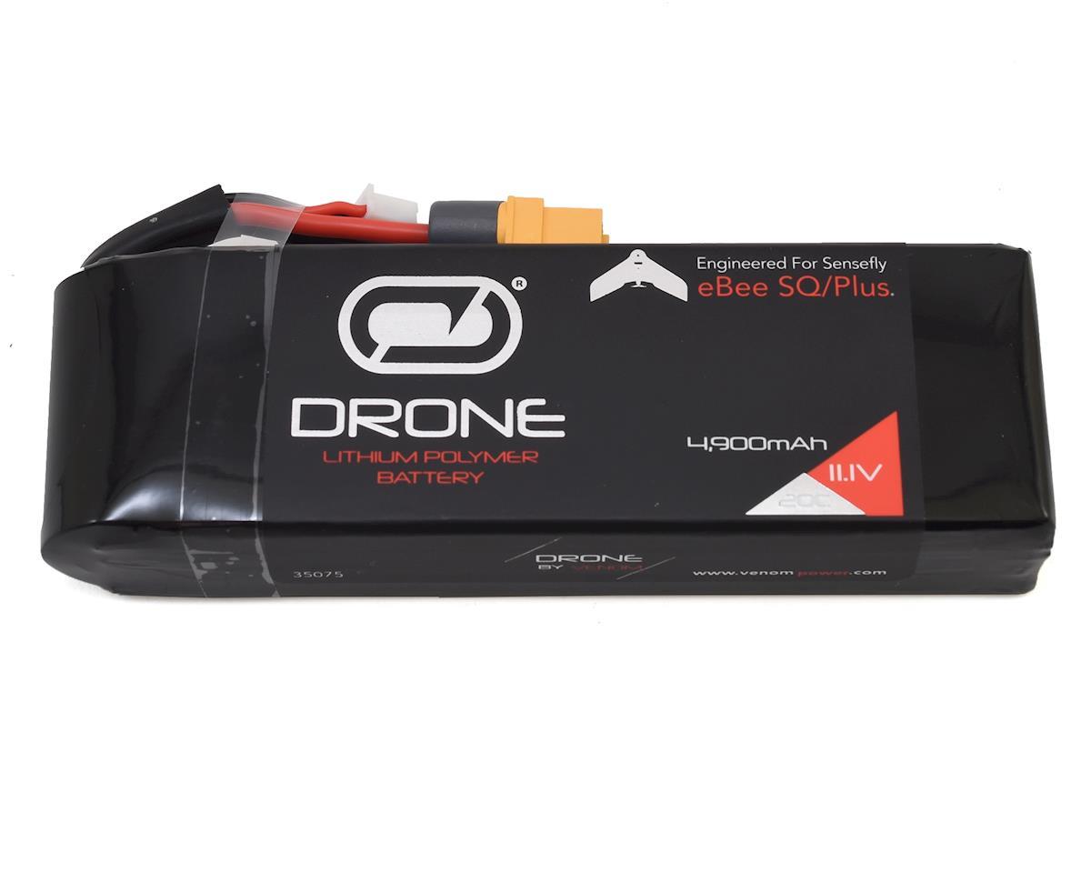 Sensefly SQ/Plus 20C 3S LiPo Battery Pack (11.1V/4900mAh) by Venom Power