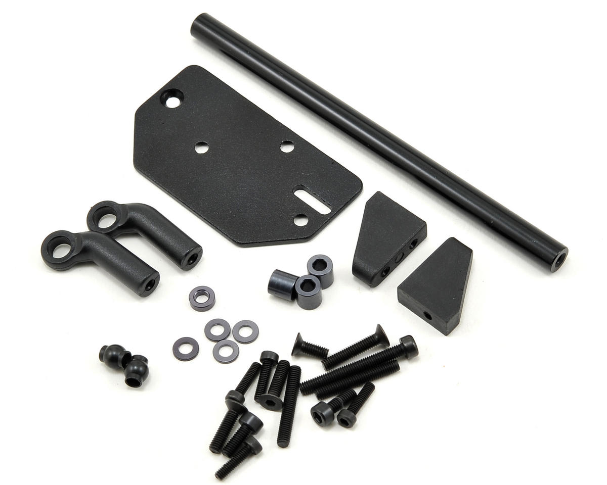 Venom Rear Steer Kit (Black)