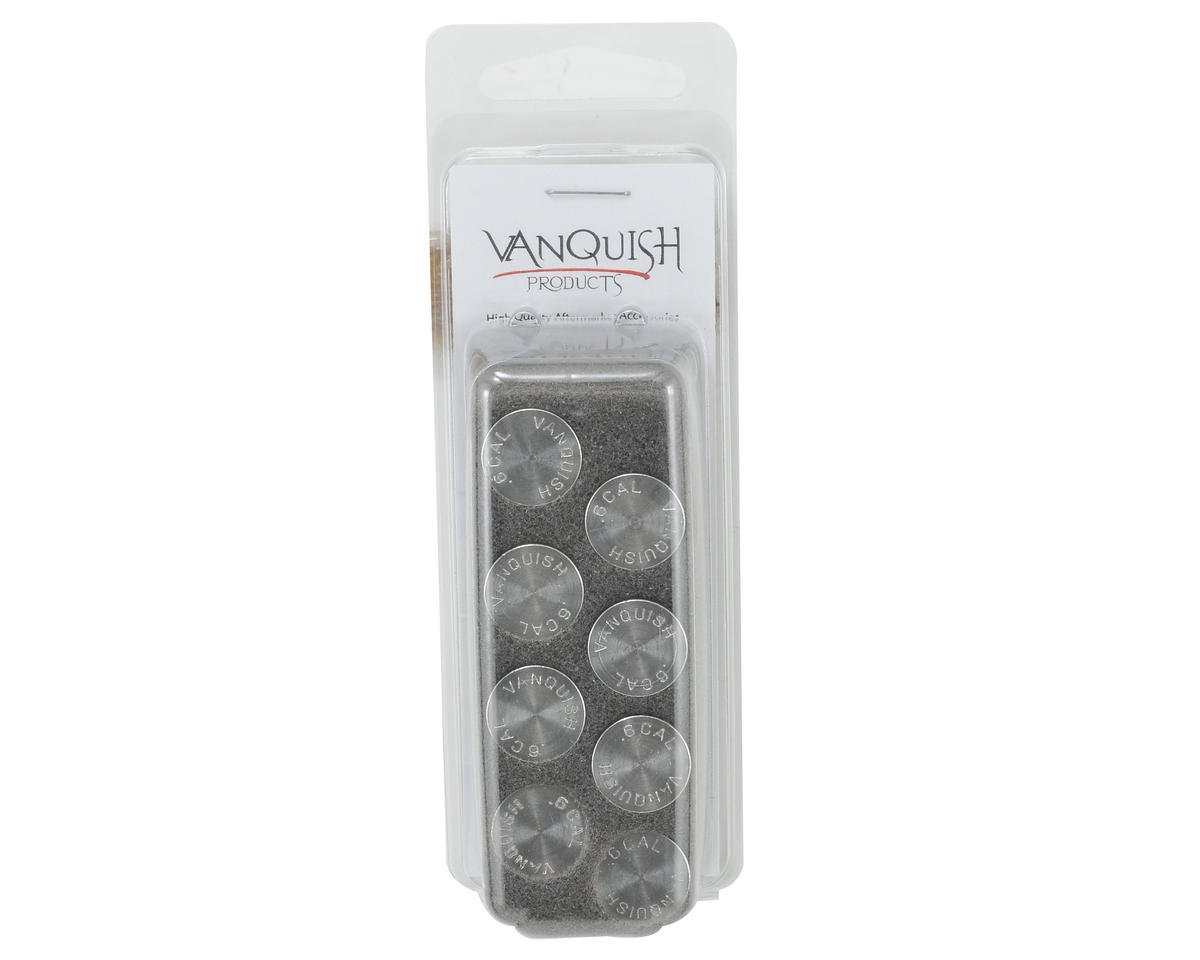 Vanquish Products Steel 2.2 0.600 Caliber SST Weight Set (8)