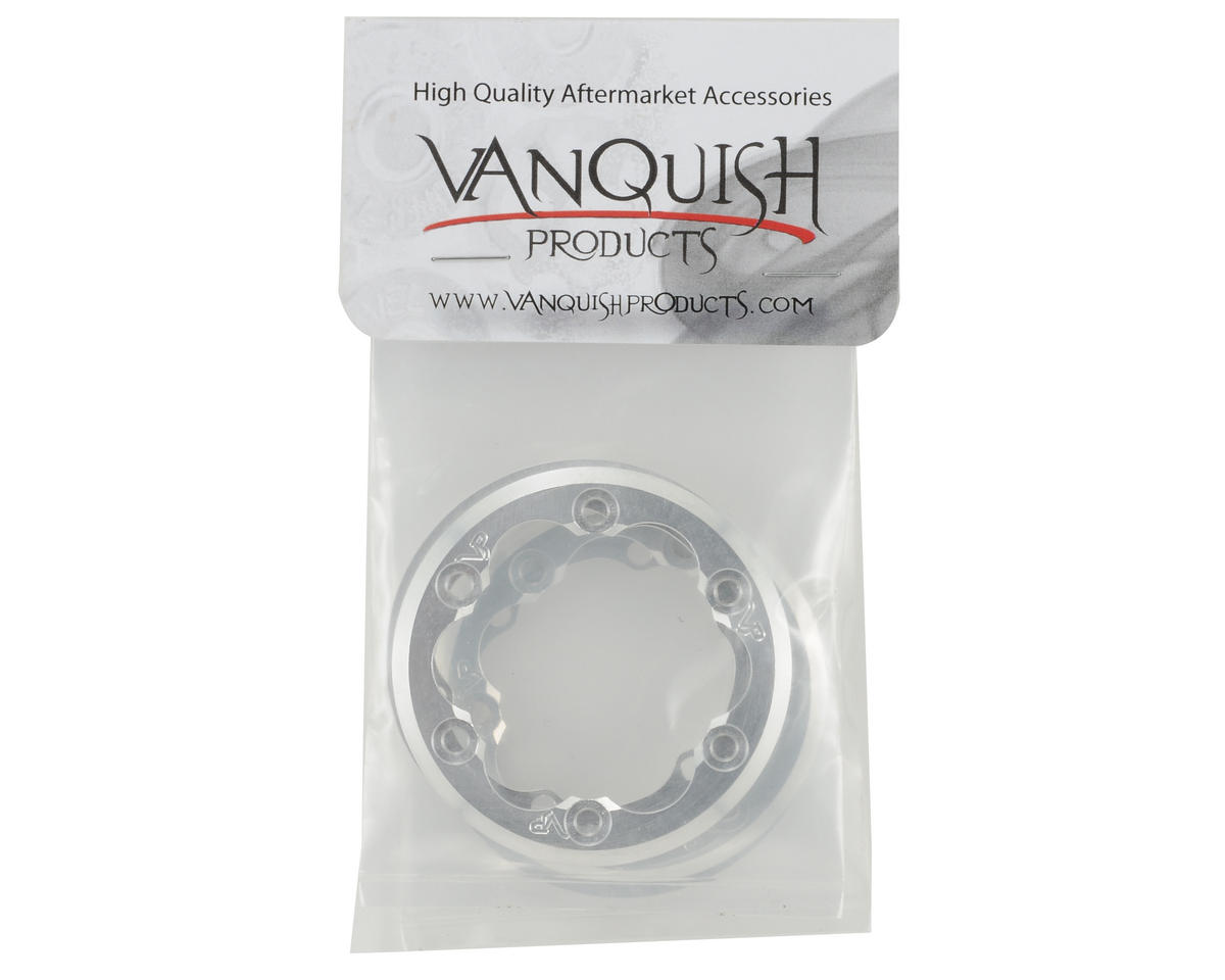 Vanquish Products 2.2 DH ProComp Beadlock Rings (Raw) (2 Inside/2 Outside)